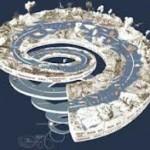 spirale temps géologiques.